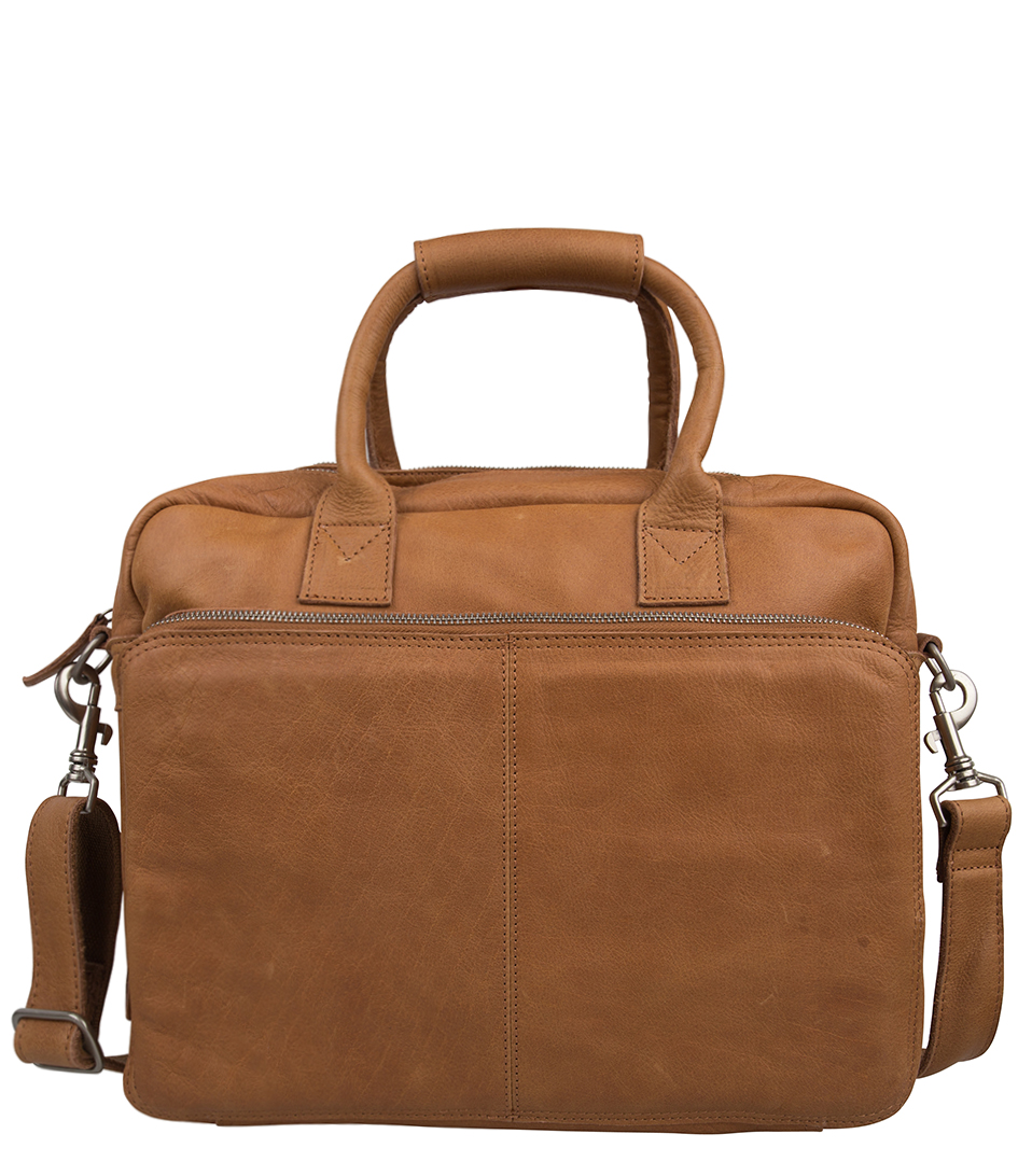 CowboysbagHandbagsLaptop Bag Spalding 13 inchBrown