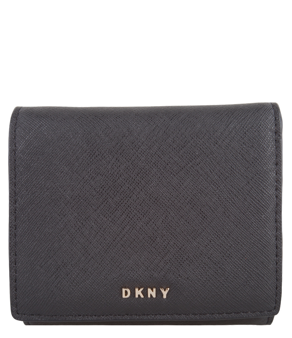DKNYWalletsBryant Park Trifold Carryall WalletBlack