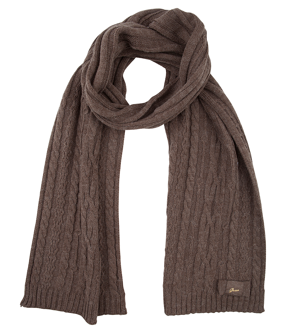 GuessScarfsGuess ScarfBrown