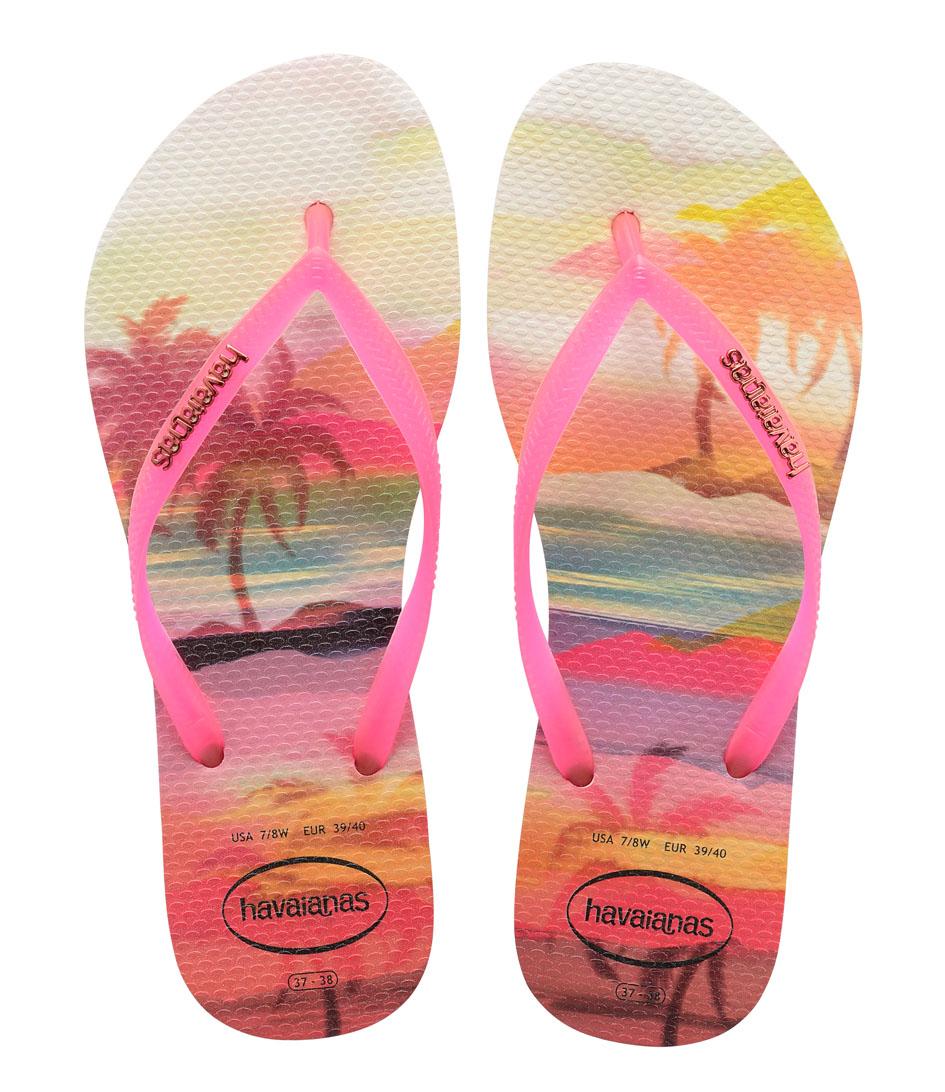 HavaianasFlip flopsFlipflops Slim PaisageBeige
