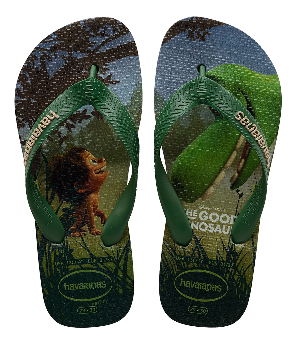 HavaianasFlip flopsFlipflops Kids Good DinoGreen