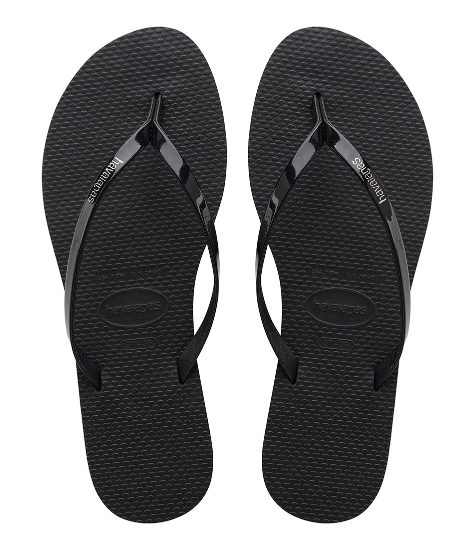 HavaianasFlip flopsFlipflops You MetallicBlack