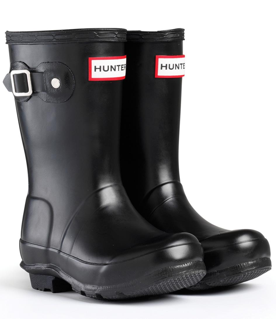 HunterRain bootsBoots Original KidsBlack