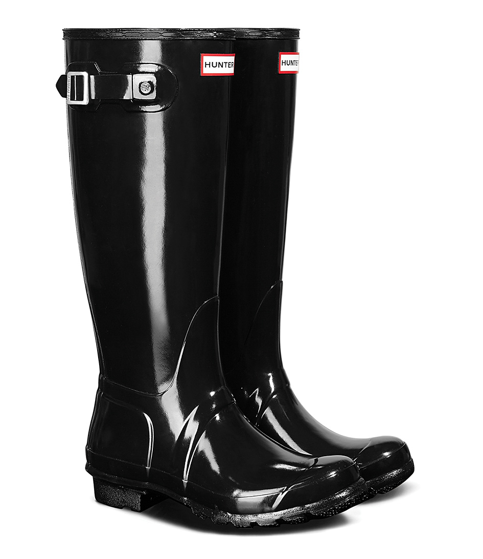HunterRain bootsBoots Original Tall GlossBlack