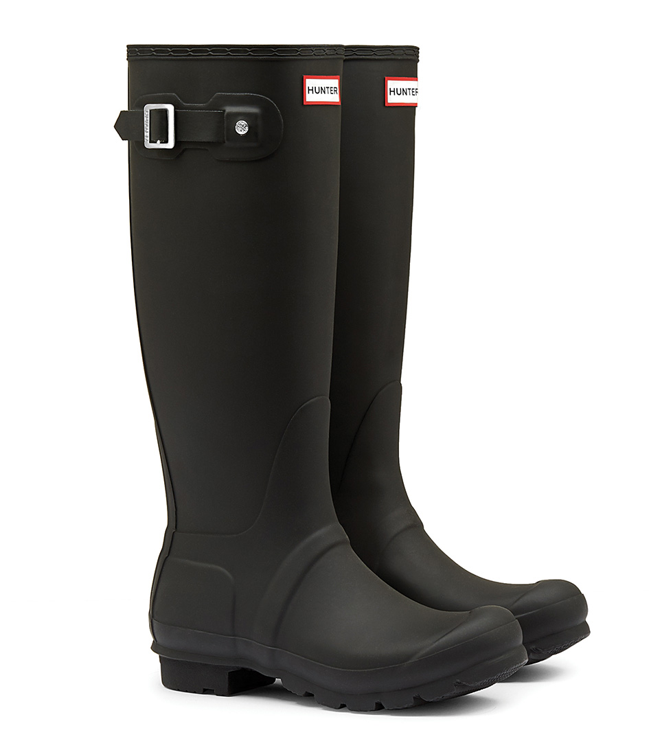 HunterRain bootsBoots Original TallBlack