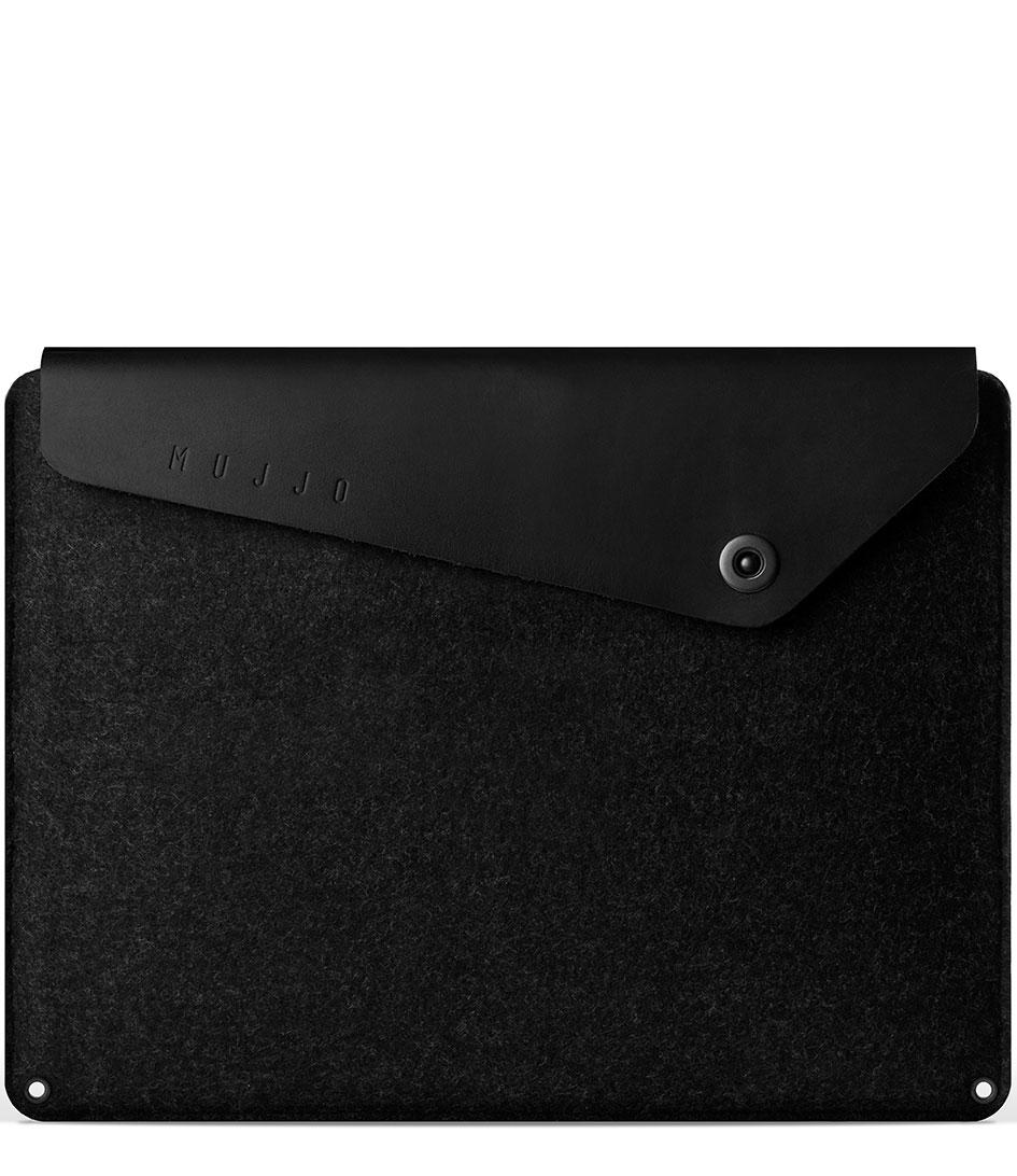 MujjoLaptop SleevesSleeve Macbook 13 inch proAirBlack