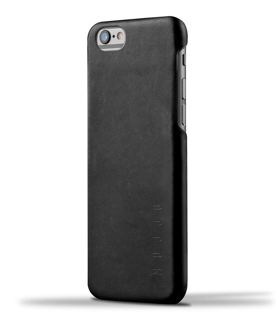 MujjoSmartphone coversLeather Case iPhone 6Black