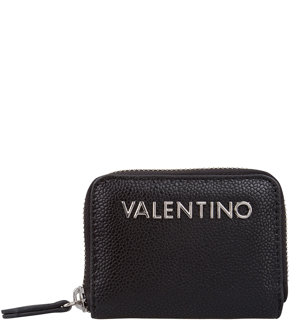 Valentino HandbagsWalletsDivina Zip Around WalletBlack